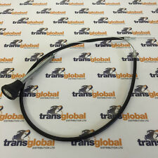 Land Rover Series 3 (with Steering Lock) Diesel Engine Stop Cable OEM - NRC4369