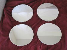 Cadillac Escalade chrome wheel center caps hubcaps EXT ESV 4575 set of four new