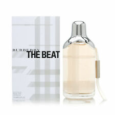 BURBERRY THE BEAT edp vapo 75 ml NEUF SOUS BLISTER