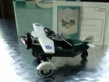 Hallmark Steelcraft 1935 Murray Airplane Pedal Car Diecast Kiddie Car Classics