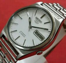 Vintage seiko 5  automatic  japan working wrist watch ..SUPERB WATCH YY6094