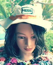 VINTAGE EMBROIDERED HESS GAS OIL ADVERTISING TAMPA BAY BUCS HAT CAP UNISEX