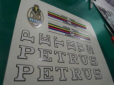PETRUS (Australia) decal set. Superb artwork and print. Rare opportunity!