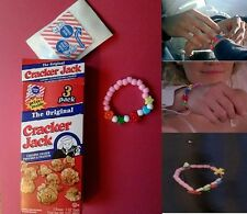 One Tree Hill Cracker Jack Box Haleys Beaded Bracelet prop replica Naley