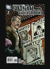 Gotham underground us DC BD vol 1 # 7of9/'08