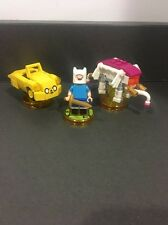 Lego Dimensions Adventure Time Level Pack Finn Complete Free Postage