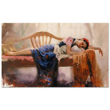 Pino At Rest S/N w/COA HAND EMBELLISHED CANVAS $1000SRP-OFFER?