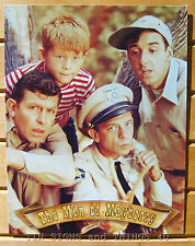 The Men of Mayberry TIN SIGN metal poster Andy Griffith Show vtg funny tv ad 814