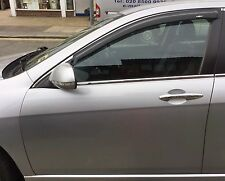HONDA ACCORD MK7 SEDAN WIND RAIN DEFLECTORS 4 PCS 2002-2008