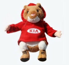 New KIA HAMSTER PLUSH TOY Stuffed Animal Soul Forte Sportage Sorento Rio Optima