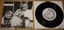 "FOETUS UNDER GLASS ~ SPITE YOUR FACE ~ JIM THIRLWELL INDUSTRIAL PUNK UK 7"" 1980"