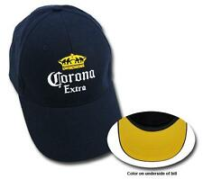 CORONA EXTRA EMBROIDERED BEER CAP BASEBALL PROMO HAT NEW