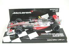 McLaren Mercedes Nº 2 H.Kovalainen Fórmula 1 Coche a escala 2009