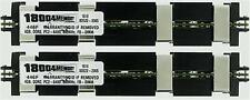 8GB (2X4GB) MEMORY FOR Mac Pro Early 2008 - BTO/CTO - MacPro3,1 - A1186 , 2180