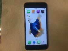 iPhone 6s Plus  64GB  Space Gray Factory Unlocked Clean ESN excellent condition