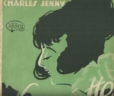 Spartito Musicale Henriette Fox Trot per Pianoforte Charles Jenny Carisch Milano