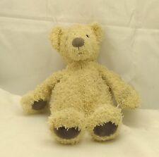 10in Bean Teddy Bear Stuffed Toy Plush vintage