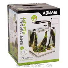 Aquael Aquarium Shrimp Set 10 SMART LED, schwarz Nano komplett Set *NEU*