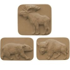 Animals Soap Mold by Milky Way Molds - MW214