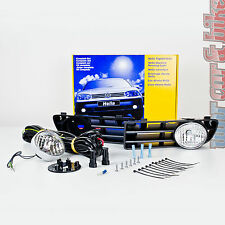 HELLA 12V Halogen Tagfahrleuchten VW Golf 4 IV Tagfahrlicht Komplettset