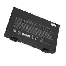 New 5200mAh Battery Li-ion for Asus A32-F82 L0690L6 F83S K40 K40E