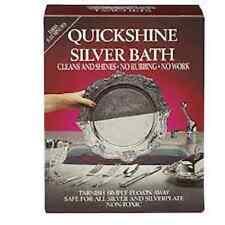 Chapado En Plata Baño - 4 Sobres-hace que tu Silver Sparkle