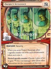 Android netrunner LCG - #052 Project Kusanagi-Escalation