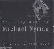Michael Nyman / Film Music 1980-2001 (2 CDs,NEU!)