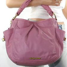 NWT Coach Leather Parker Shoulder Bag Hand Bag Hobo 13412 Violet New RARE