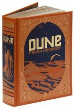 Dune by Frank Herbert Classic Sci-Fi Novel Leatherbound -NEW FACTORY SEALED