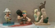 One Piece Usopp Lot Of 3 Gashapon Figures Toys Bandai Japanese Imports