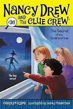NEW - The Secret of the Scarecrow (Nancy Drew and the Clue Crew)