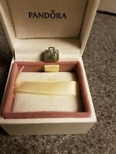 AUTHENTIC PANDORA SUITCASE CHARM. NEW. SS. 790362