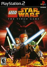 LEGO Star Wars: The Video Game - Playstation 2 Game Complete