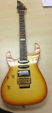 SHINE Left Hand Elelctric Guitar in Sunburst (50SPB13LH3TSB)