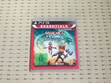 Ratchet & Clank A Crack in Time für Playstation 3 PS3 PS 3 *OVP* E