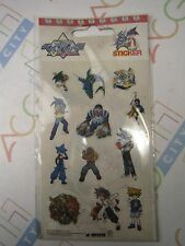 Anime Beyblade V Force Ray Gon Tyson Granger Max Tate Seal Sticker D MediaLink