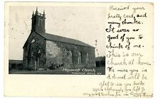 Thompson Ridge NY - HOPEWELL STONE CHURCH - Postcard nr Pine Bush