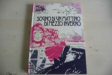 """HUGO PRATT""""SOGNO DI UN MATTINO DI MEZZO"""" FUMETTO CARTONATO Mondadori 1974- A2"""