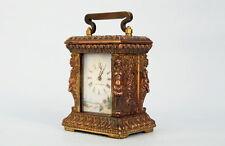 Reiseuhr  Tischuhr  Bronze  Frankreich, um 1910   Travel watch