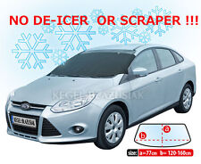 CAR ANTI FROST SNOW ICE  WINDSCREEN COVER PROTECTOR for Kia Ceed