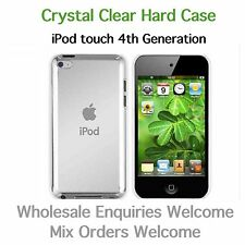 Ipod Touch 4th Generation Crystal Clear Hard Case BUY  2 GET 1 FREE