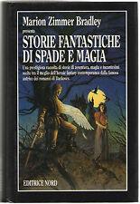 Marion Zimmer Bradley STORIE FANTASTICHE DI SPADE E MAGIA Grandi Opere Nord 1988