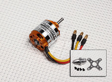 New Turnigy D2836-11 Brushless Outrunner 750kv Quadcopter Airplane Motor USA