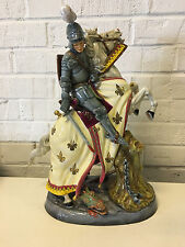 Rare Royal Doulton HN 2856 St. George and The Dragon Signed Large Figurine
