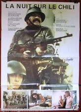 La Nuit  Sur Le Chili, Noch nad Chili {Nartay Begalin} Syrian Film Poster 70s