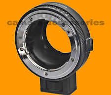 Aperture Control Nikon Lens to Micro Four Thirds m4/3 mount adapter ring Olympus