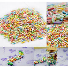 100pc Message in a Bottle Message Capsule Letter #B Cute Love Pill 2016