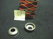 Vintage RALEIGH - PHILLIPS Bicycle bike 1 pair cones cups for front Hub NOS1960s