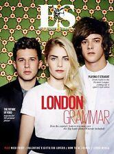 London Grammar - ES Magazine - 7 February  2014